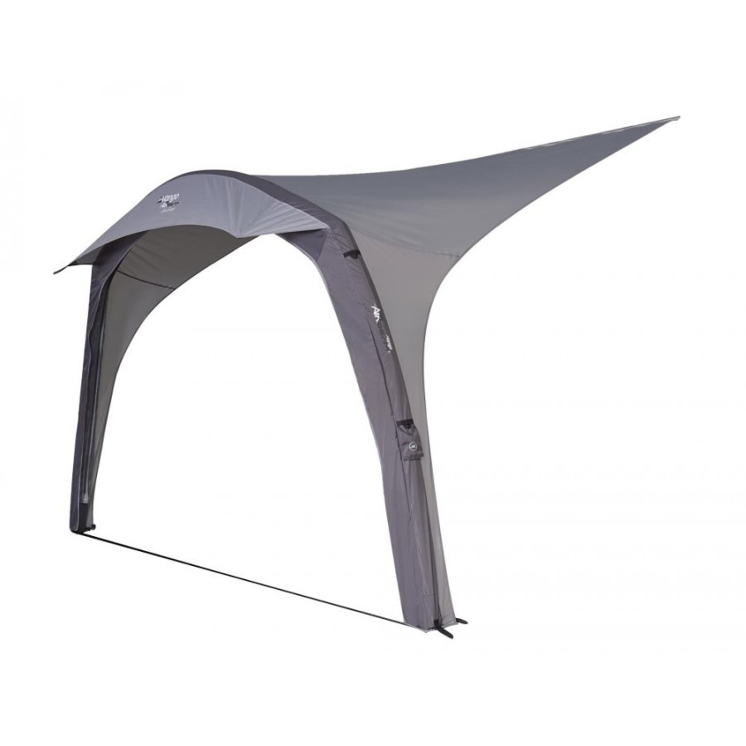 AirBeam Sky Canopy Side Walls Grey Violet Seitenwandset